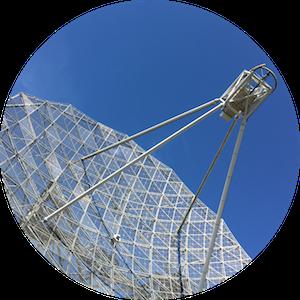 Dwingeloo Radiotelescoop - als metafoor voor 'Meer bereiken met je website'